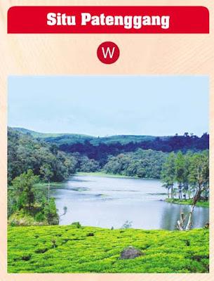 lokasi Situ Patenggang