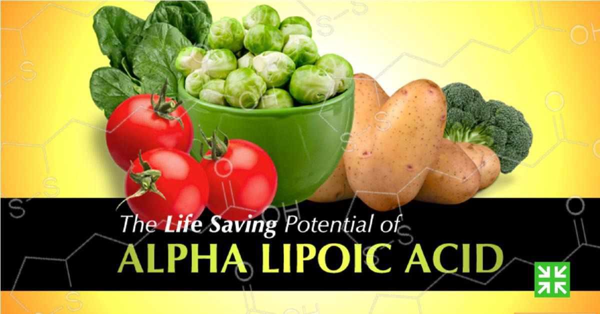 Bisnis Fkc Syariah - Asam alfa lipoat (alpha lipoic acid)