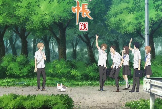 Natsume Yuujinchou Season 6 Sub Indo