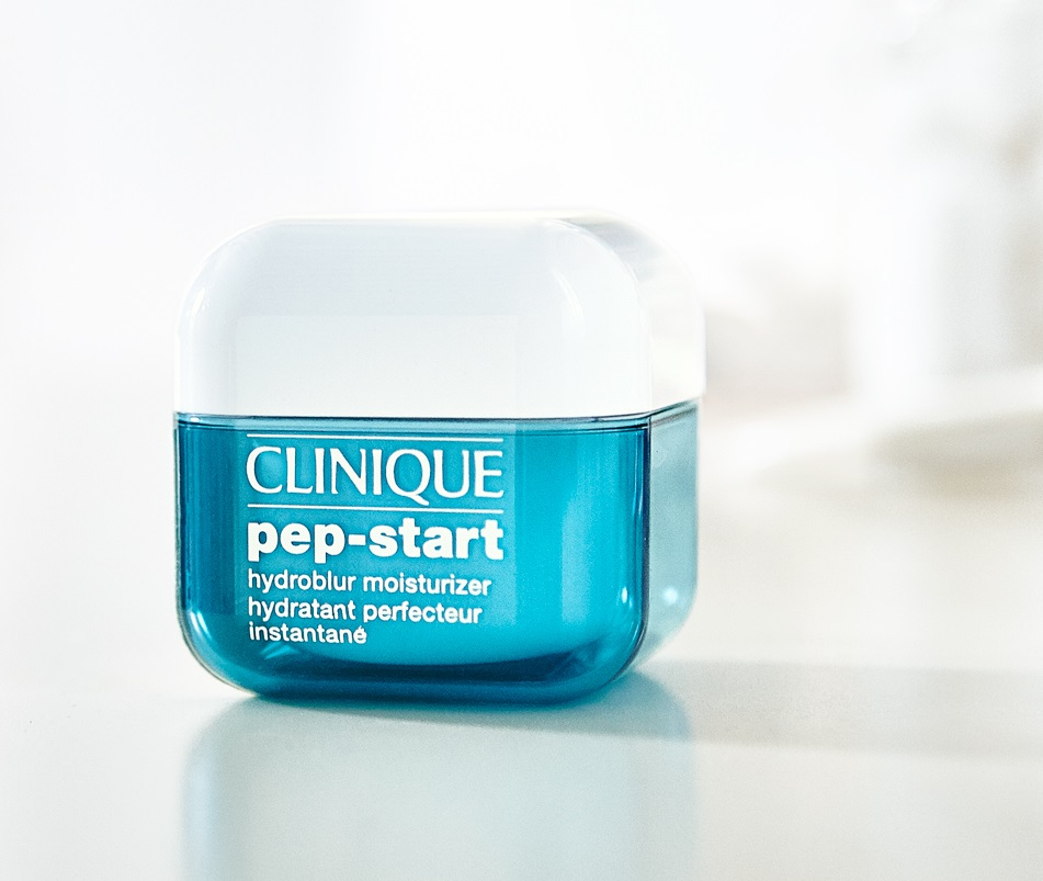 how to open the clinique pep start