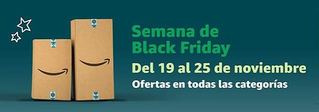 Mejores ofertas en smartphones y smartwatches de la Semana de Black Friday de Amazon