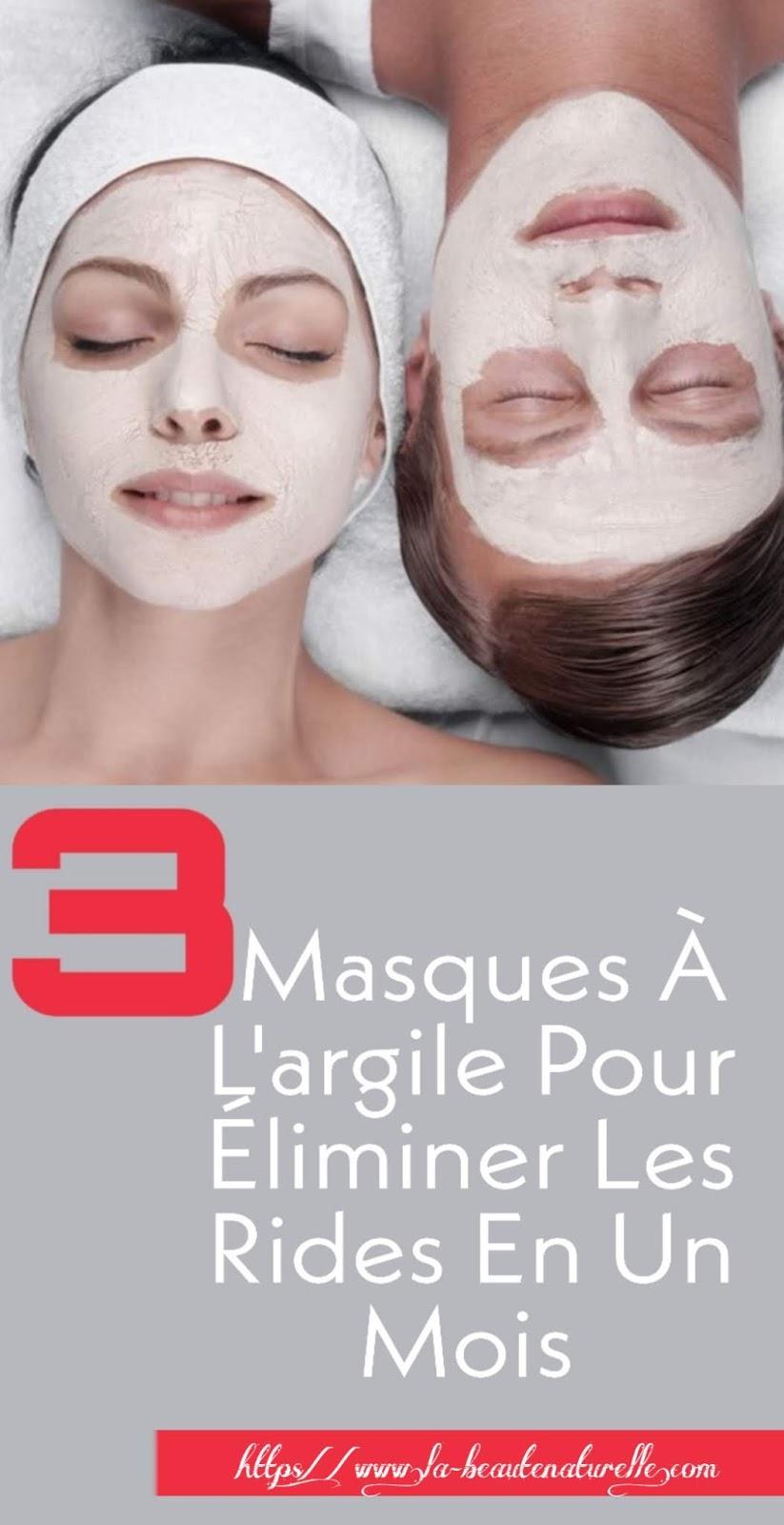 3 Masques À L'argile Pour Éliminer Les Rides En Un Mois
