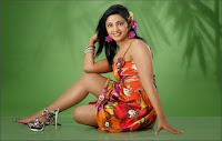 Actress Kamna Portfolio Photo Shoot HeyAndhra