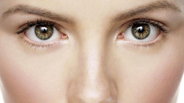 como mejorar la visión en los ojos
