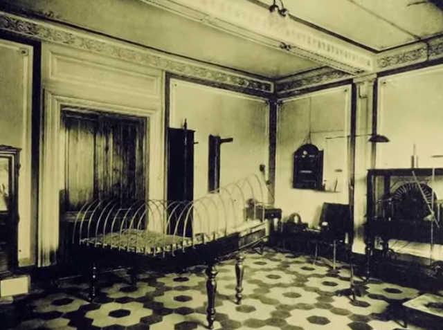 Hospital psiquiátrico abandonado en La Toscana