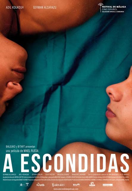 A escondidas -  Pelicula - España - 2014