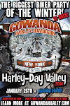 2016 Harley Day Valley - January 23, 2016