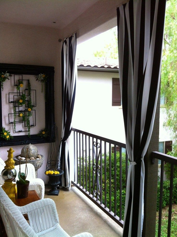 Some Cool Ideas For Your Balcony - Decor Units