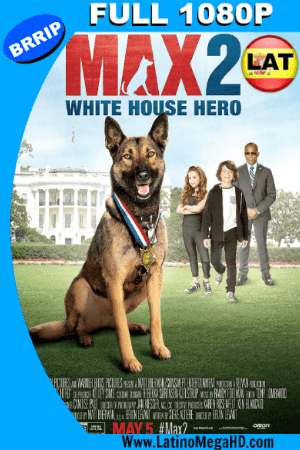 Max 2: White House Hero (2017) Latino Full HD 1080P ()