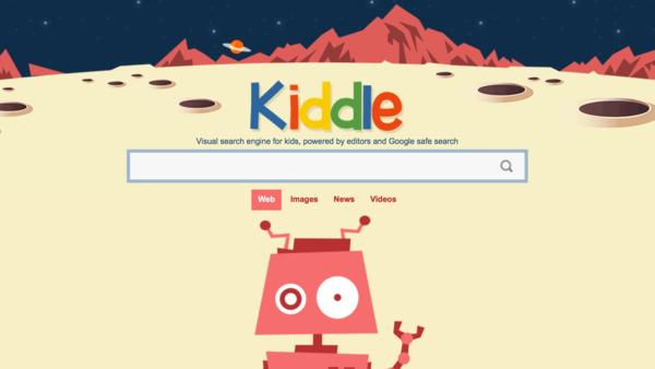 محرك بحث جديد مخصص للأطفال