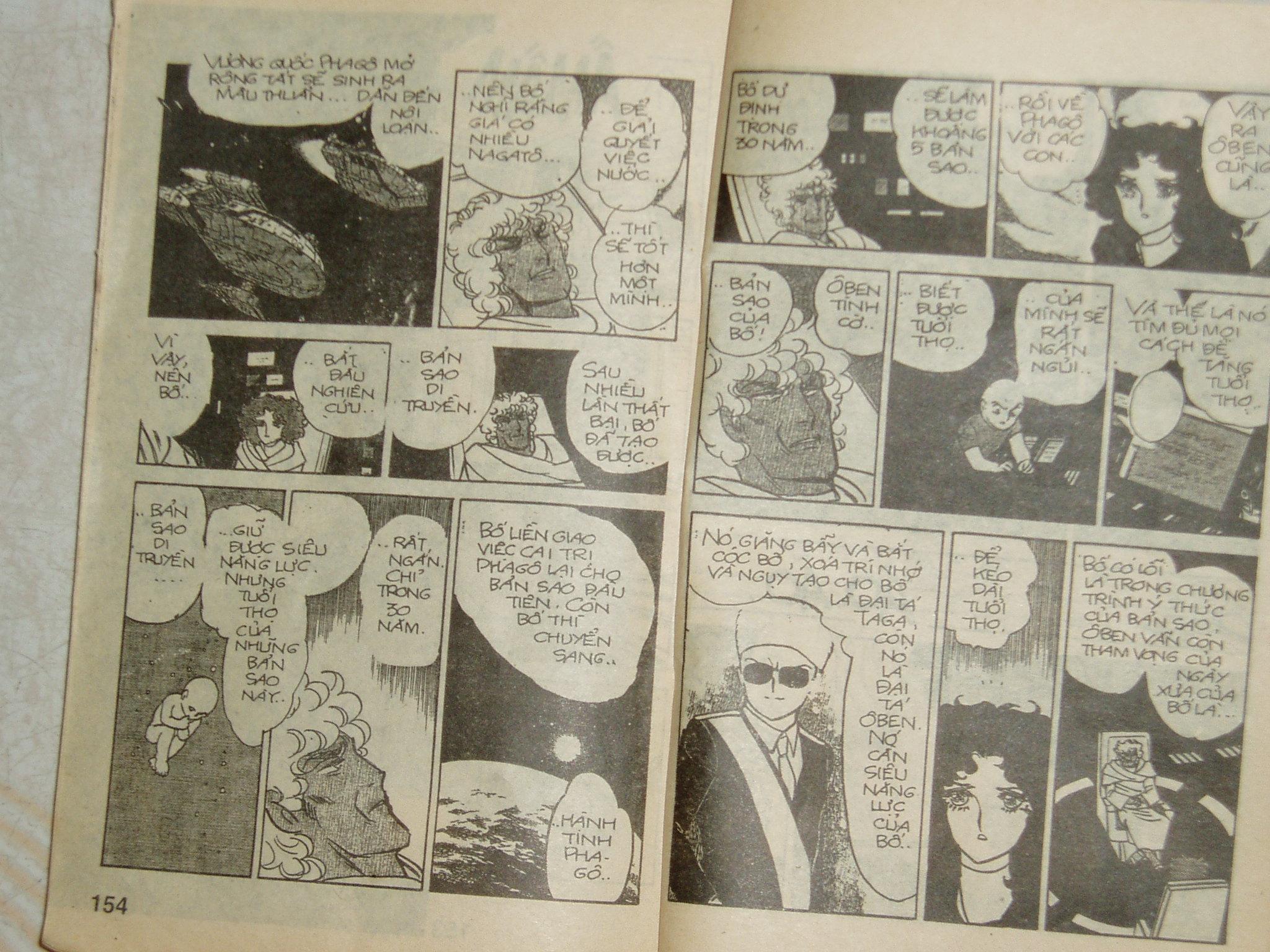 Siêu nhân Locke vol 13 trang 73