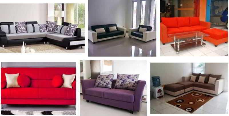 Model Sofa Ruang Tamu Minimalis