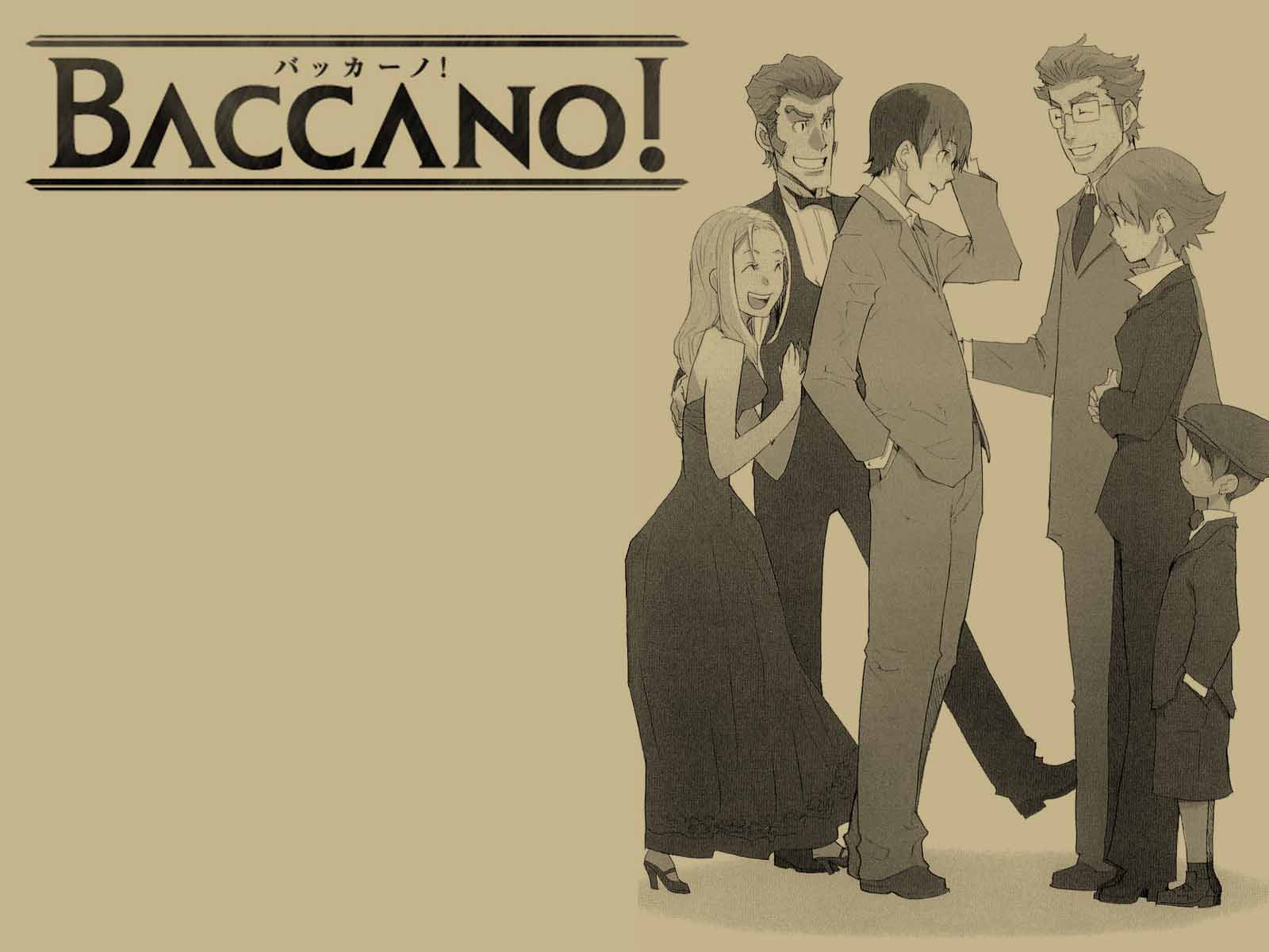 HQ Wallpapers Baccano Wallpapers