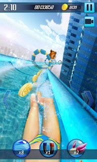 Games Water Slide 3D Mod Apk v1.11 Full version