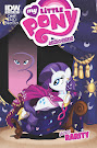 My Little Pony Micro Series #3 Comic Cover A Variant