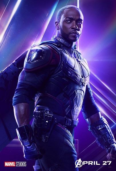 Avengers: Infinity War Falcon