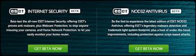 Download ESET Smart Security 10 Beta dan ESET NOD32 Antivirus 10 Beta Edisi 2017