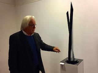 Otto Scherer im Studio Rose, Schondorf am Ammersee