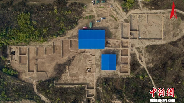 Ancient Chinese city of Xi'an may be 2,500 years older than originally thought