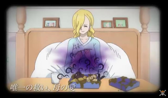 First screenshot from new One Piece Promotional Video
