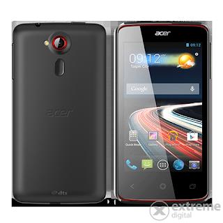 Cara Flash Acer Liquid Z4 Bootloop Via Flashtool tested