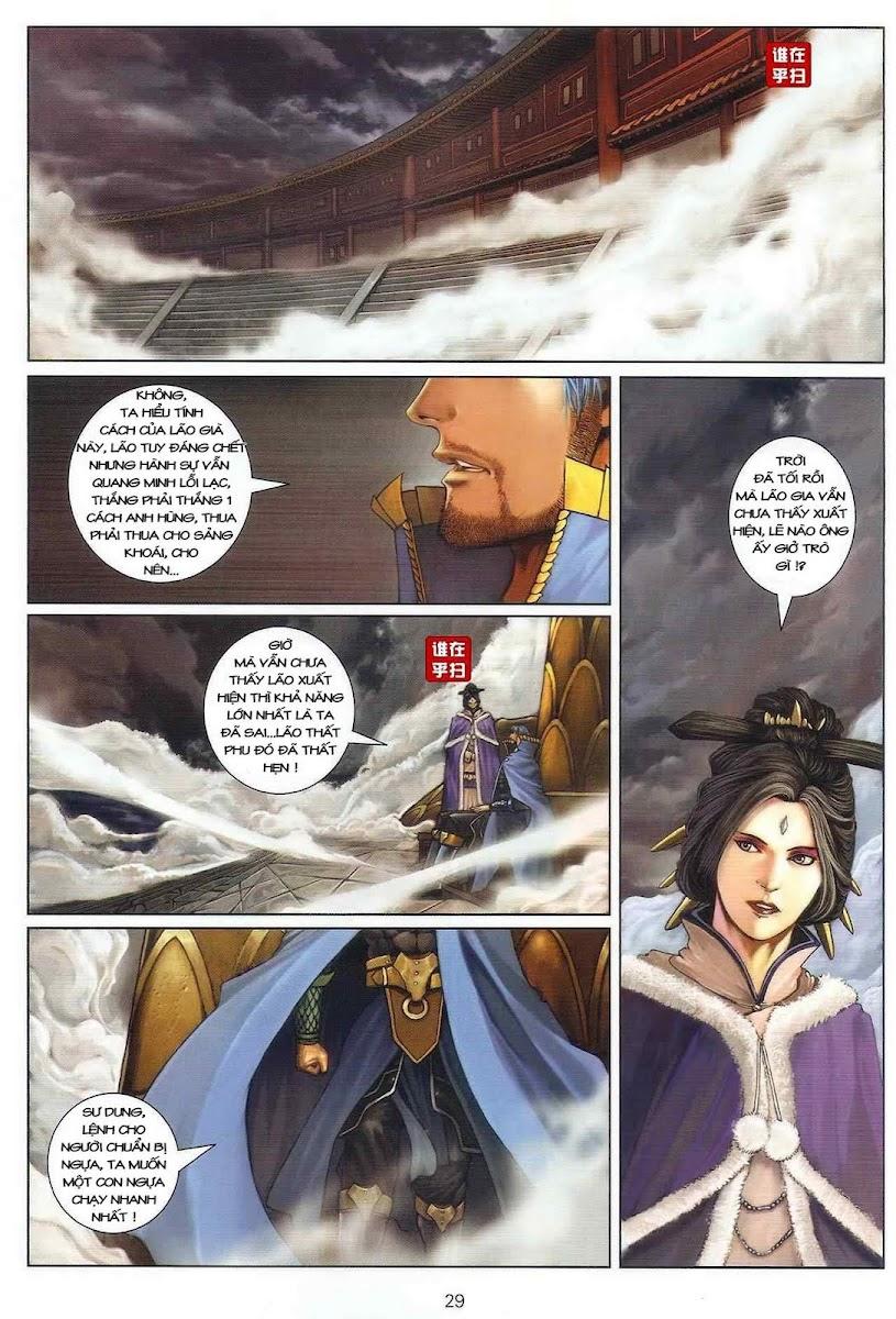 Ôn Thụy An Quần Hiệp Truyện chap 22 trang 25