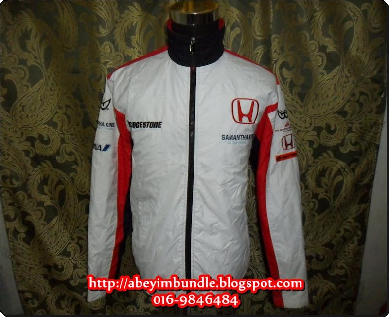 Abeyim Bundle       Super Aguri F1 Official Team