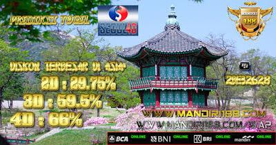 AGEN TOGEL - Prediksi Togel Hari Ini Seoul4d Tanggal 25 April 2017 Selasa
