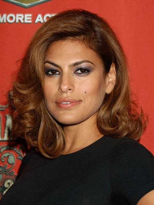 36 Beautiful Hairstyles Worn By Eva Mendes Over The Years Hairstylo