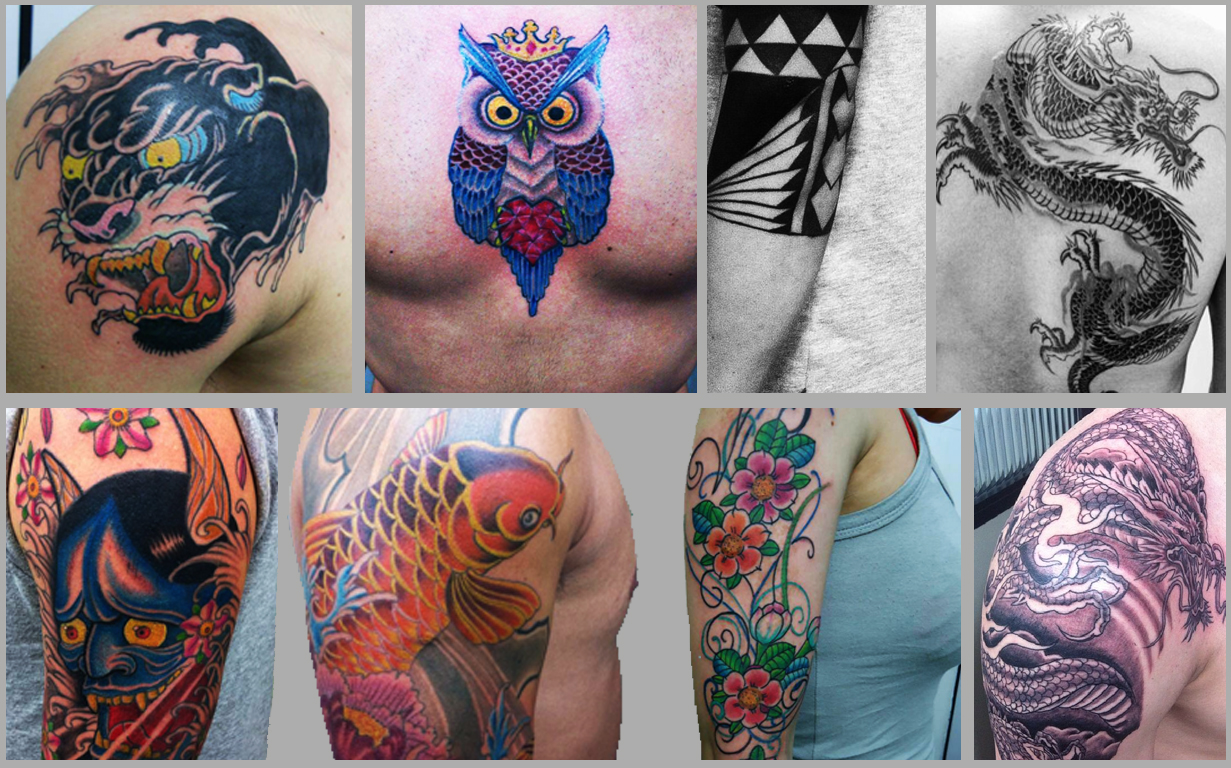 Catalogo Tattoo 2017 smoke dragon tatuagem piercing - tattoo supply rio de