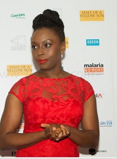 Half Of A Yellow Sun Movie Ban In Nigeria