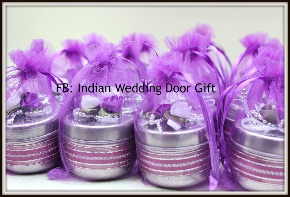 Indian Wedding Door Gift Traditional Indian Wedding Door Gift