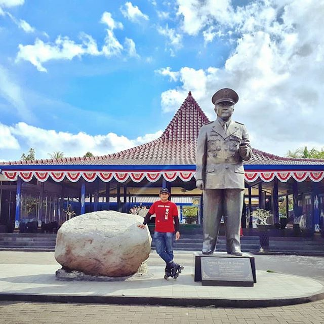Wisata museum jogja - museum Soeharto
