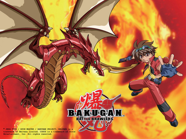 BAKUGAN BATTLE BRAWLERS DAN/'S BATTLE BRAWLING GLOVE Spin Master 5+