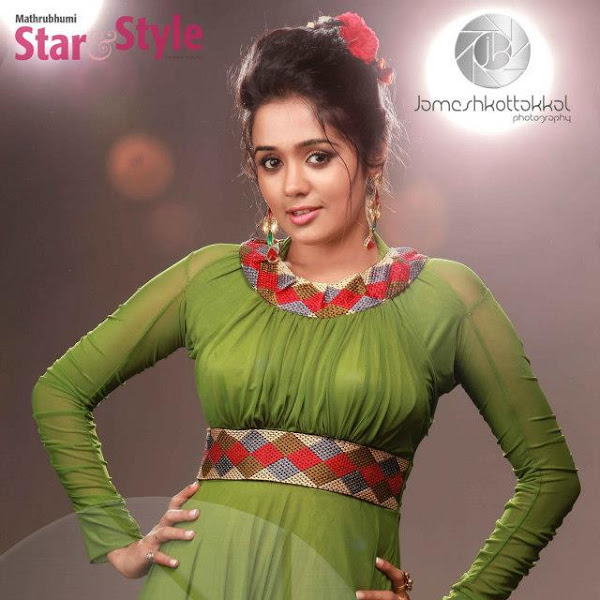 Ananya latest hot photo shoot for Star and Style magazine