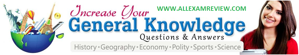 IMPORTANT 5000 GENERAL KNOWLEDGE QUESTIONS AND ANSWERS PDF