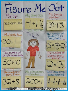 http://www.teacherspayteachers.com/Product/Beginning-of-the-Year-Math-Figure-Me-Out-923963