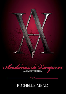 Academia de Vampiros pdf