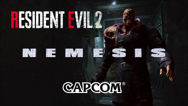 resident evil 2 remake nemesis mod