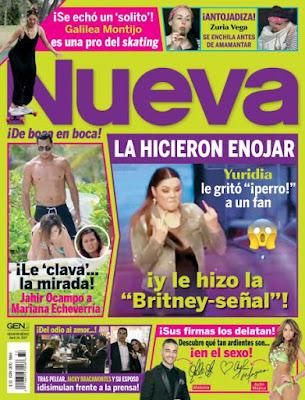 Revista Nueva México - 24 Abril 2017