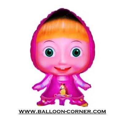 Balon Foil Karakter MASHA