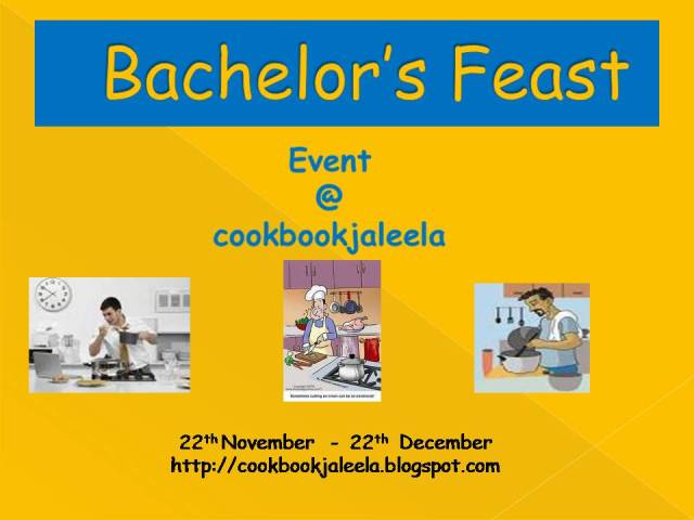 Bachelor S Kitchen Aditya Bal Recipes