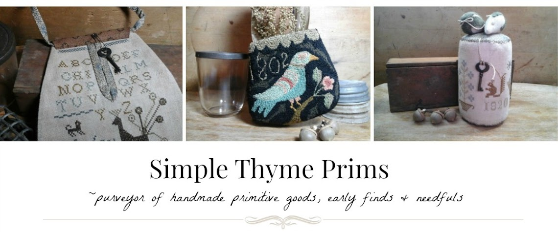 Simple Thyme Prims