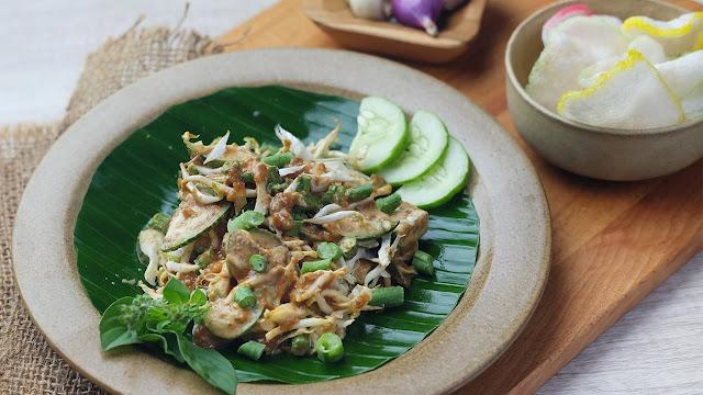 Resep Karedok, Hidangan Sehat Khas Sunda