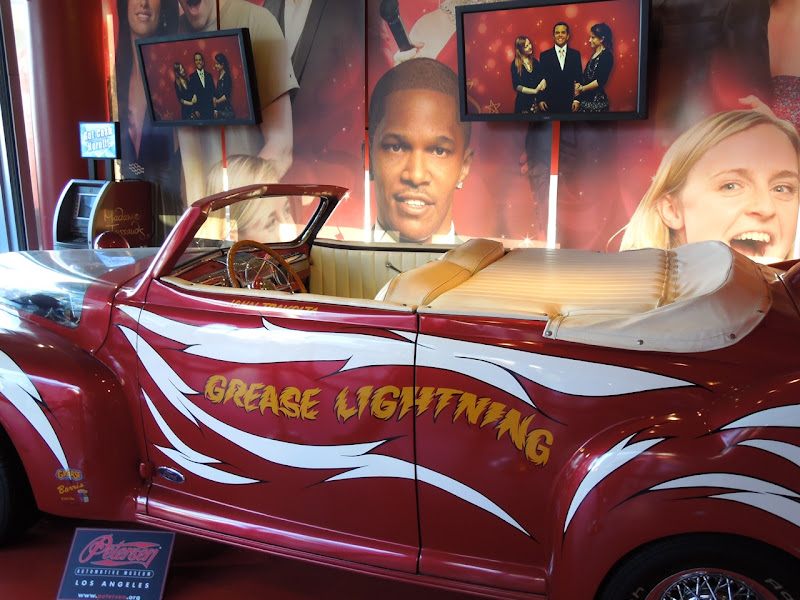 Grease Lightning movie car