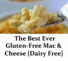 The Best Ever Gluten Free Mac & Cheese