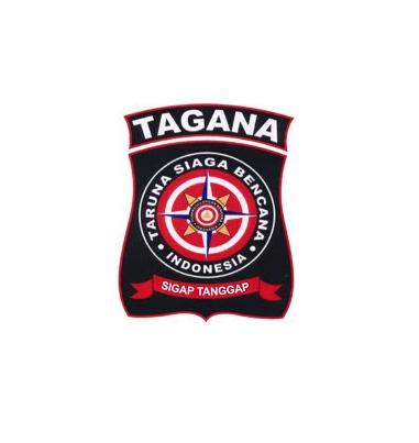 Markas Komando Tagana ( Taruna Siaga Bencana) Indonesia logo