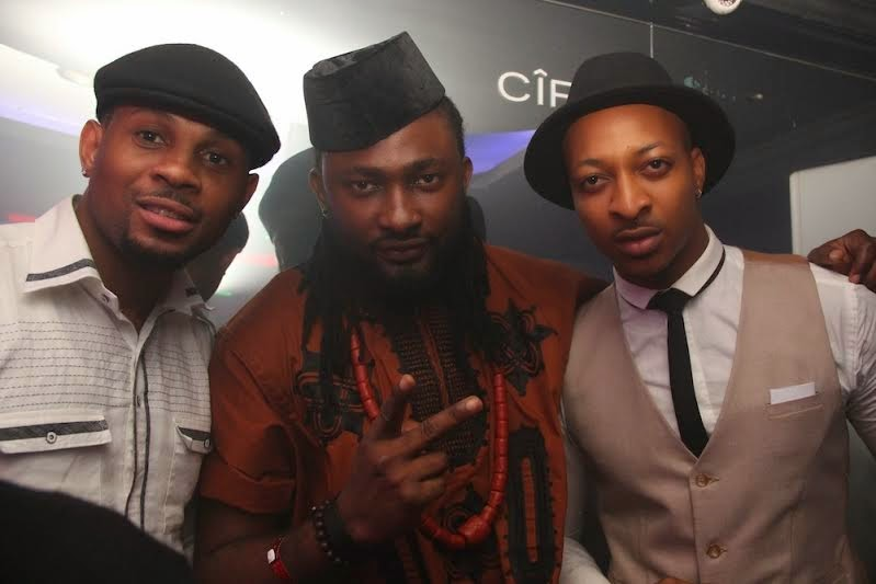 16 Grammy winning DJs, Black Chiney & DJ Snoop Da Damaja shut down Club Quilox for Heineken Green Light party