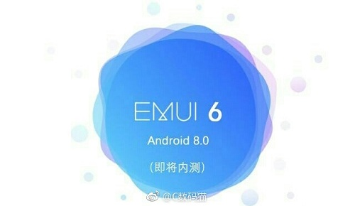 Huawei-send-android-8-EMUI-6-for-smart-phones