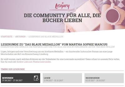 https://www.lesejury.de/aktionen/leserunden/leserunde-das-blaue-medaillon?tab=threads#reviews